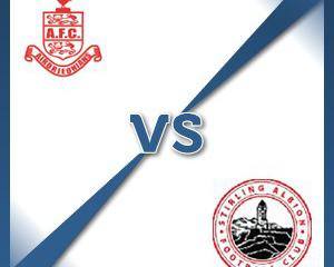 Airdrieonians V Stirling at Excelsior Stadium : Match Preview