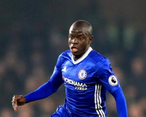 Arsene Wenger reveals Chelsea's N'Golo Kante has been on his radar for years
