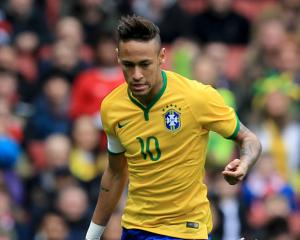 Neymar strike gives Brazil victory over Colombia