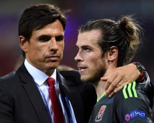 This is not the end of the journey, insists Wales boss Chris Coleman