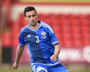 Sheffield United full-back Daniel Lafferty lands Northern Ireland call-up