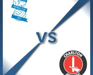 Birmingham V Charlton at St Andrews Stadium : Match Preview