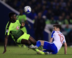 Andries Ulderink Revels In Resilient Reading Display after Blackett red card
