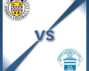 St Mirren V Morton at St Mirren Park : Match Preview