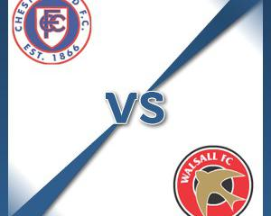Chesterfield V Walsall at Proact Stadium : Match Preview