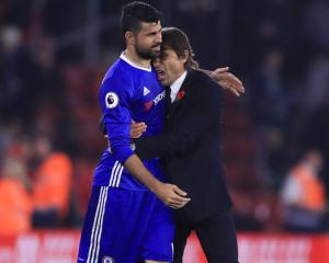 Conte insists Chelsea spirit has not been affected by Costa future speculation
