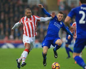 Leicester striker Jamie Vardy loses appeal against red card