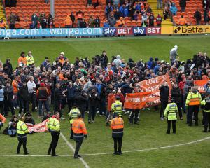 FA to probe Blackpool abandonment