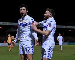Leeds see off Cambridge to book their place in FA Cup fourth round