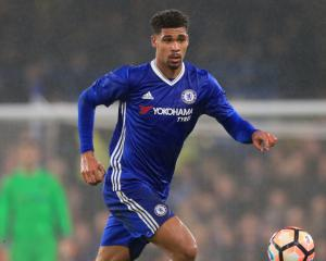 Chelsea midfielder Ruben Loftus-Cheek joins Crystal Palace on season-long loan