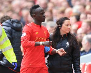 Sadio Mane set to be out for two months following knee surgery on Tuesday