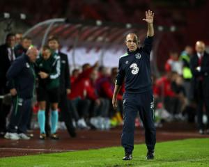 Republic Of Ireland Boss Martin O'neill Pleased With Point Against Serbia