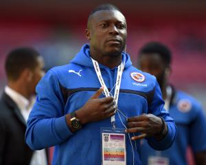 Coventry bring in veteran striker Yakubu Aiyegbeni on short-term deal