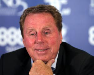 Redknapp ready to lead Birmingham after cancer scare
