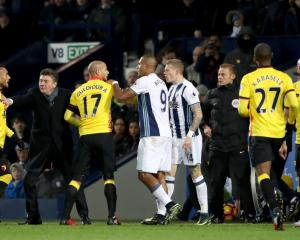 Watford and West Brom fined by the FA
