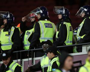Investigation opens after crowd trouble at West Ham's game with Chelsea