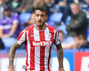 Newcastle close in on Stoke striker Joselu