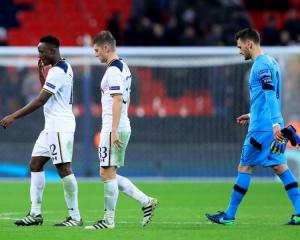 Tottenham manager Mauricio Pochettino: We were poor against Leverkusen
