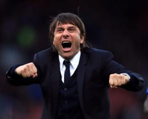 Chelsea boss Antonio Conte named Premier League manager of the year by LMA