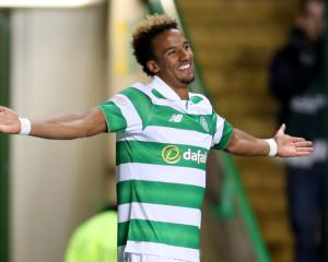 Celtic winger Scott Sinclair reaping rewards for 'never give up' approach