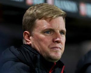Eddie Howe aware that Bournemouth are in a relegation fight