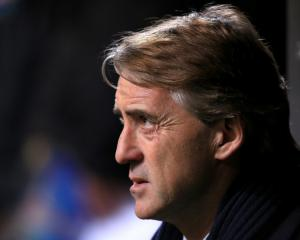Mancini raises white flag in Champions Leagu bid