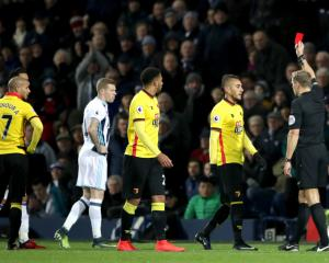 West Brom and Watford charged over melee