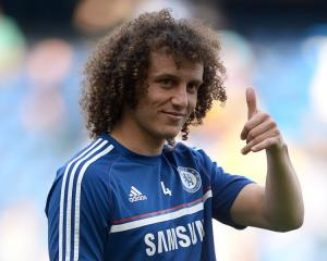 David Luiz still has so much to offer Chelsea - but not as a centre back...surely!