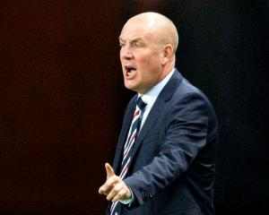 Manager Mark Warburton makes surprise Rangers exit