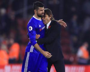 Ruud Gullitt not impressed with Antonio Conte's text to Diego Costa