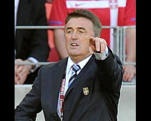Antic keen to remain in Serbia job