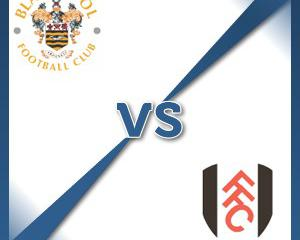 Blackpool V Fulham at Bloomfield Road : Match Preview