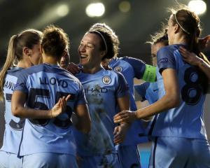 City Women into Champions League semi-finals