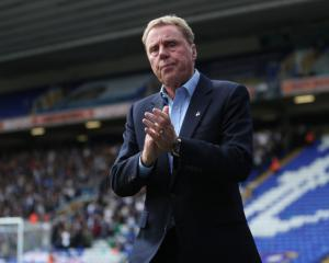 Redknapp says there's 'every chance' Birmingham job was his last as manager