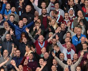 A Time For Refelection at Turf Moor