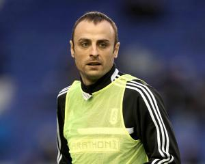 Berbatov relishing Leverkusen return