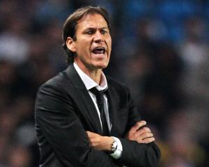 Roma Boss Rudi Garcia Remains Defiant Over Job