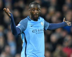 Yaya Toure: People are waiting for Manchester City to fail