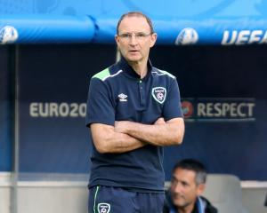 Martin O'Neill wants Ireland to draw on Germany inspiration against Italy