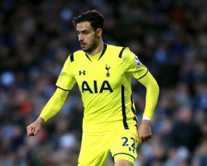 West Brom announce signing of Tottenham midfielder Nacer Chadli