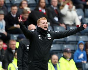 Lennon rages at 'pathetic' Hibernian after Scottish Cup semi-final defeat