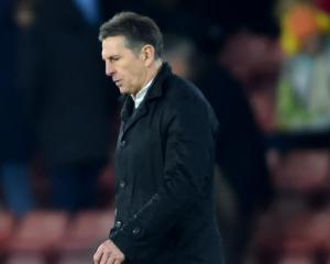 Claude Puel: This is an important week for Southampton