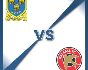 Shrewsbury V Walsall at Greenhous Meadow Stadium : Match Preview