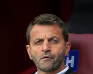 Tim Sherwood takes up Swindon director of football post