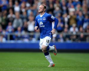 Wayne Rooney makes perfect start to Everton return