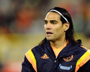 Colombia prays for Falcao World Cup miracle