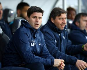 Spurs' season a success with or without trophy, says Mauricio Pochettino