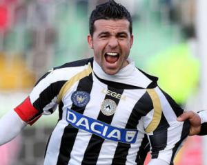 Udinese and Lazio joint top as Milan lurk