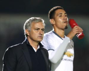 Jose Mourinho wants injured pair back as top-four battle heats up