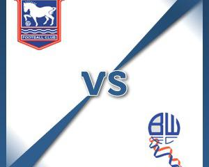 Ipswich V Bolton at Portman Road : Match Preview